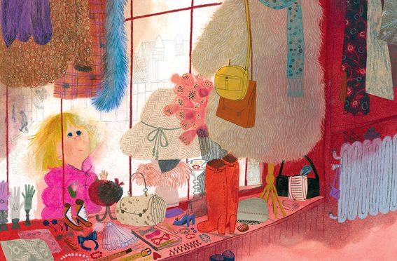 """Изложба на илюстрации за деца в """"Квадрат 500"""""""