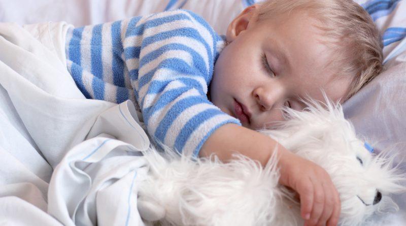 Децата сами избират най-подходящото време за сън?