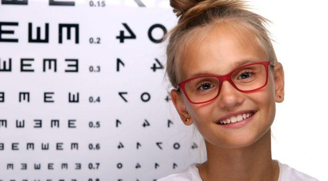 Кампания за профилактика на детското зрение