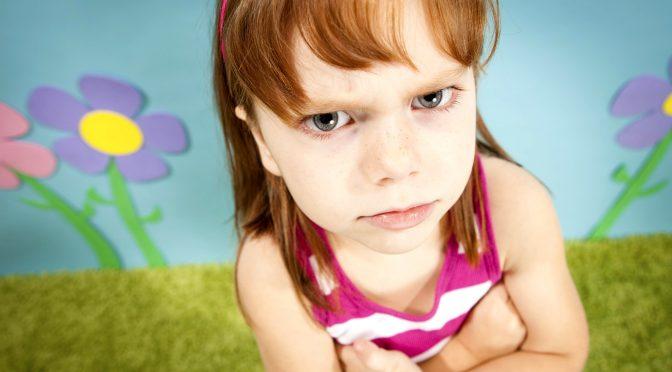 Как да се справите с избухливото дете – съвети от д-р Грийн