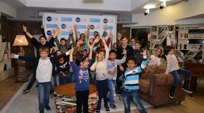 NIVEA продължава подкрепата си за SOS Детски селища България