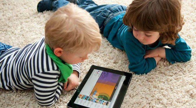 Децата не могат да спят, заради модерните устройства