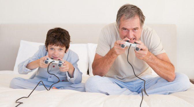 7 причини защо децата се нуждаят от баба и дядо