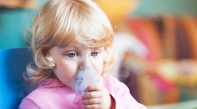 Училище за астма в Александровска болница