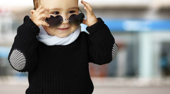 Как да изберем слънчеви очила за детето