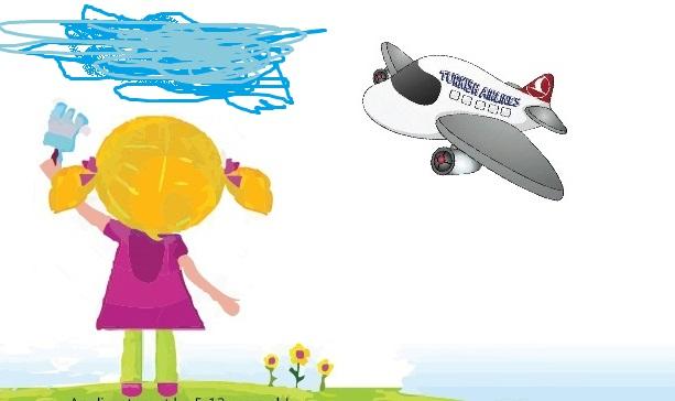 Конкурс за детска рисунка с награда полет до града мечта