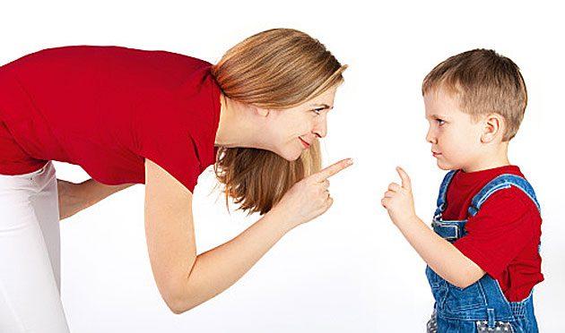 Когато детето лъже