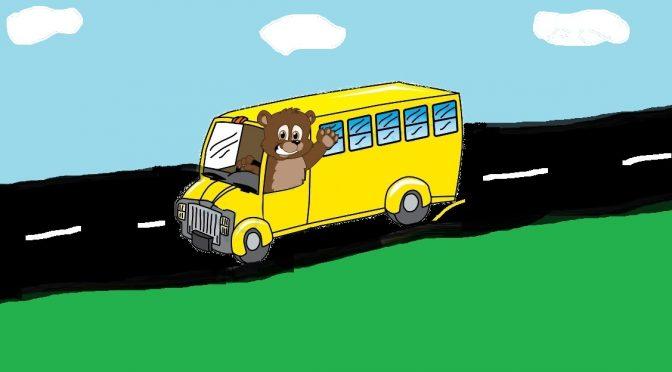 Как Мечо стана шофьор на автобус