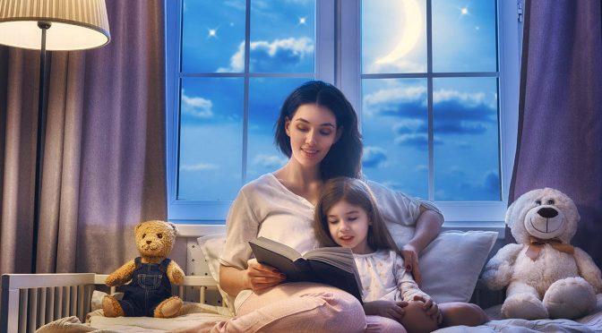 Как да сложите детето да спи по-лесно?