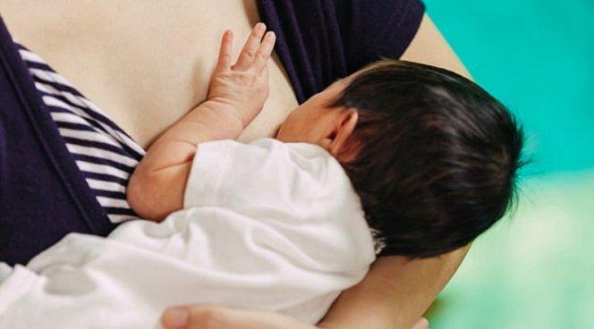 Кърменето пази от синдрома на внезапната детска смърт