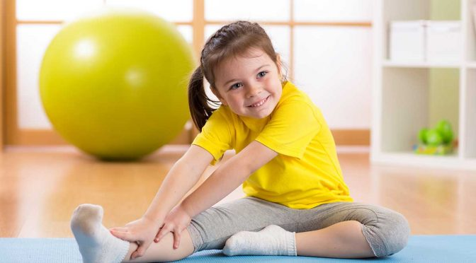 Йога – идеалната физическа активност за децата
