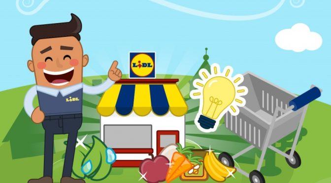 Верига магазини пусна детско приложение за виртуален магазин