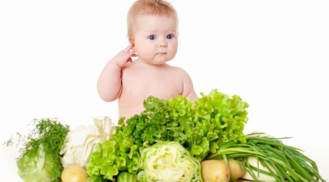 По три зеленчука за капризните малчугани