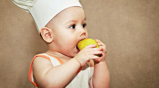 Крушите влияят положително на детския организъм