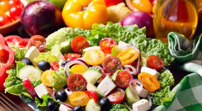 Средиземноморската диета помага за успешно инвитро