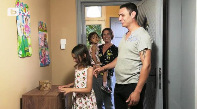 """Бригада Нов дом"" дава надежда за нов живот на самотен баща"