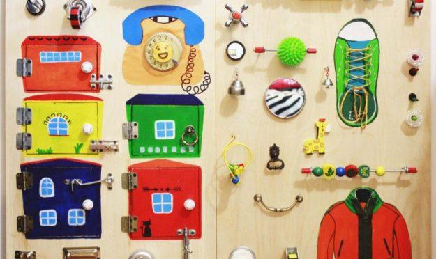 busy board – що е то и какви са ползите от нея?