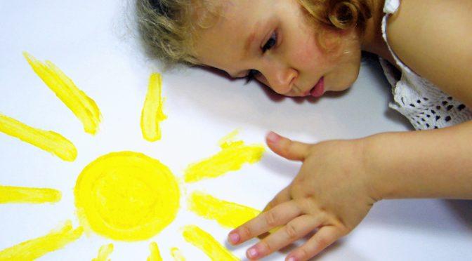 Слънцето обича защитената кожа