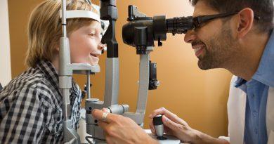 Очен преглед на 6 г. спасява от късогледство