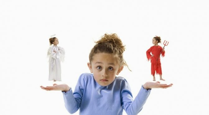 Как да научите детето на самодисциплина?