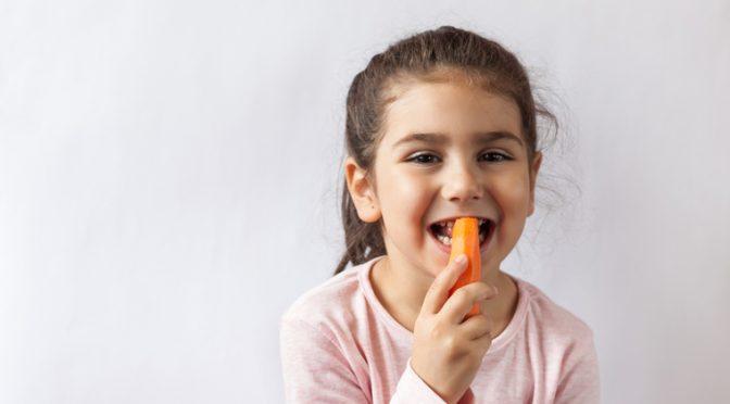Морковите – научете малчо да ги обича