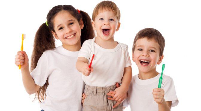 Безплатна силанизация на зъбките на деца от 5 до 8 години