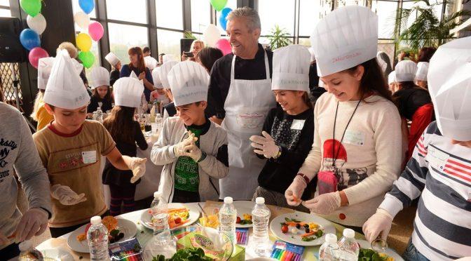 За балансирано хранене и активен живот в училищата