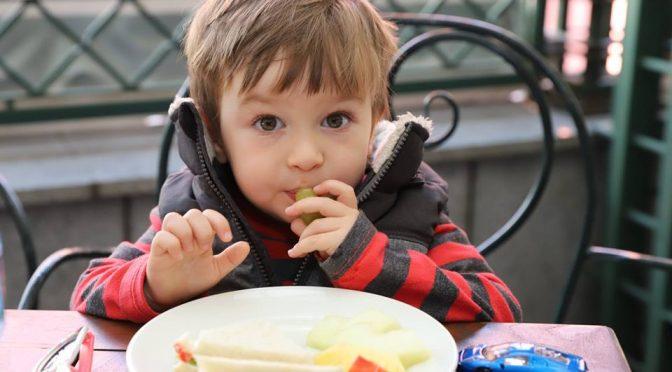 4 полезни навика, които малчо трябва да има преди детската градина
