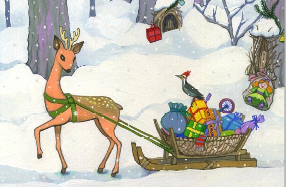 19 детски приказки от Иво Сиромахов излизат в книга броени дни преди Коледа