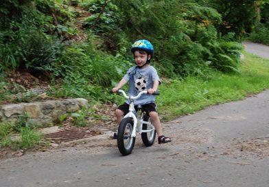 Защо балансовото колело е добро за малчо?