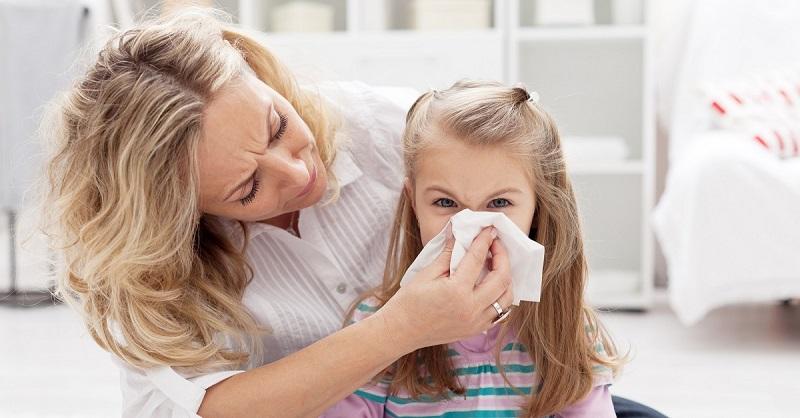 Храненето по време на настинка