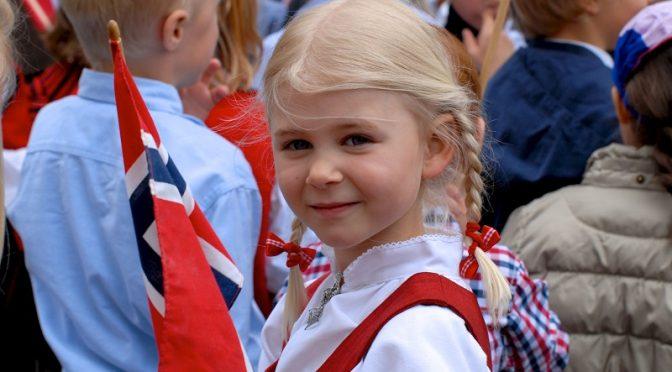 Особености на норвежкото възпитание