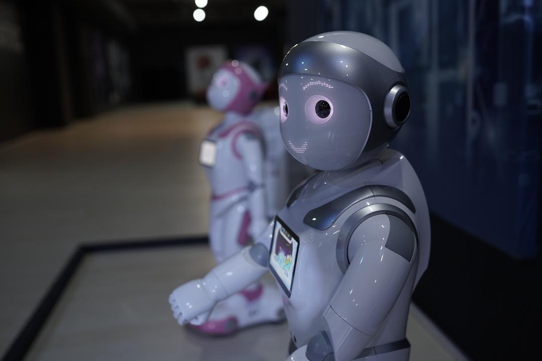 Роботи превземат столичен мол