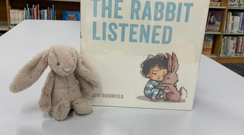 Зайчето ме изслуша
