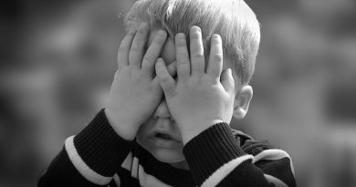 7 знака, че детето има проблем